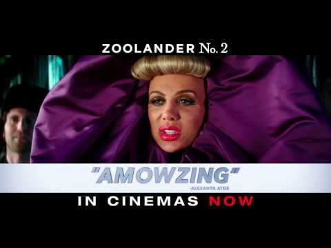 Watch #Zoolander2, now showing in cinemas