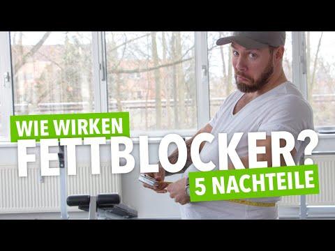 Wie wirken Fettblocker zum Abnehmen?🍔 💊 Diese 5 Nachteile musst du kennen!