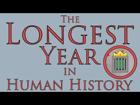 The Longest Year in Human History (46 B.C.E.) - Historia Civilis