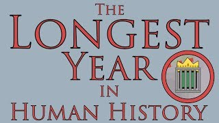 The Longest Year in Human History (46 B.C.E.)