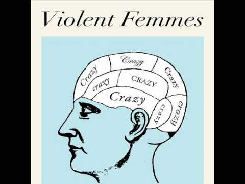 Violent Femmes Crazy Gnarls Barkley Cover Chords