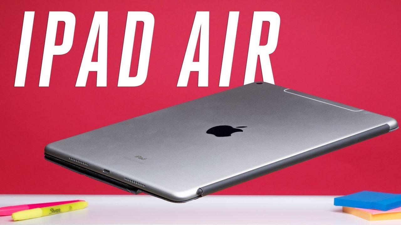 iPad Air 2019 review: happy medium thumbnail