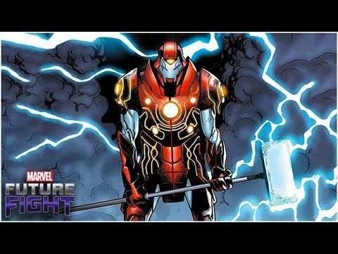 BEST F2P HERO EVER?! IRON HAMMER REVIEW - Marvel Future Fight