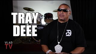 Tray Deee on Tekashi Not Checking In, Rappers Paying Gangs for Protection (Part 4)