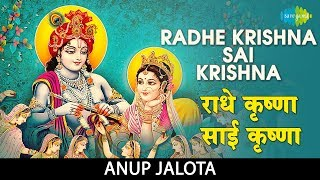 Radhe Krishna Sai Krishna with lyrics   राधे कृष्णा