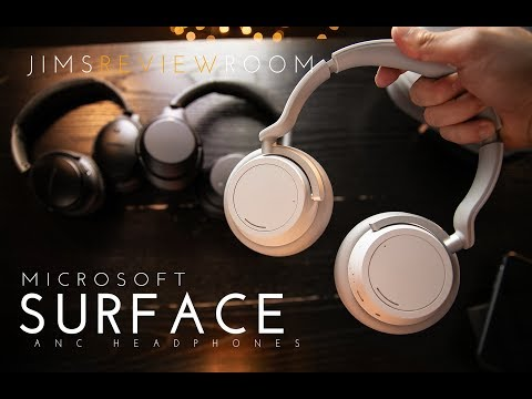 Microsoft Surface Headphone – REVIEW  (VS Bose QC35ii + Sony 1000xm3)  Listen!