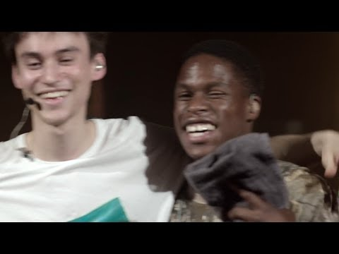 Jacob Collier & Daniel Caesar - Best Part (Live In Toronto)