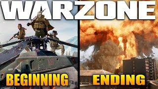 The Full Story of Verdansk (Warzone Story)