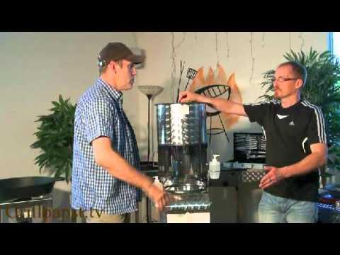 Grillpapst.tv präsentiert: Mobiles Handwaschbecken