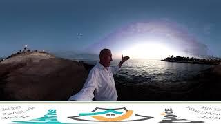 360 VR видео Тенерифе: Канада-Тенерифе