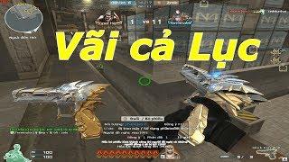 [ Bình Luận CF ] Glock Iron Wolf - Lục VIP Free - Tiền Zombie v4