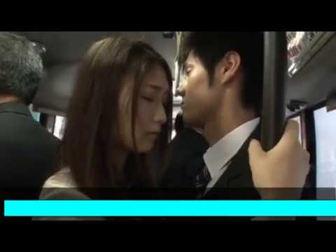japanese hot model in train