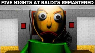 Five Nights at Baldi