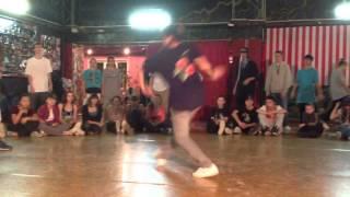 Битва слонов 4  1-4 finale hip hop Battle  Gim vs Balzhan round 2