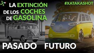 La EXTINCIÓN de los autos de GASOLINA: así los ELÉCTRICOS dominarán el mundo