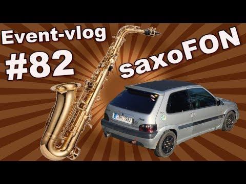 Event-VLOG #82 - Craftyho SAXOfon - VTS 16V