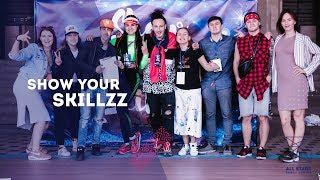 Show Your Skillzz All Stars Dance Centre 2018