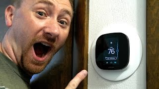 ecobee3 Smart WiFi Thermostat & Remote Sensor Review