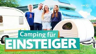 Camper-Anfängerfehler - Tipps für Einsteiger (3/3)   WDR Reisen