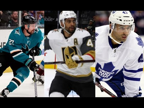 Avalanche Review 2019 Free Agency: Donskoi, Bellemare, KADRI
