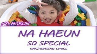 Na Haeun (나하은) - So Special [Color Coded Han/Rom/Eng Lyrics]