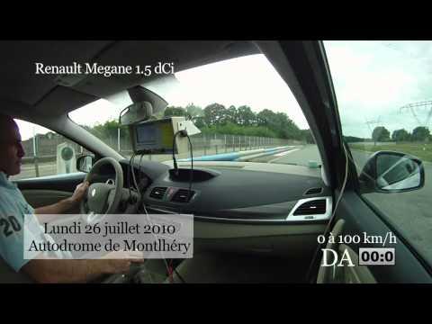 Renault Mégane 1.5 dCi (110 ch)