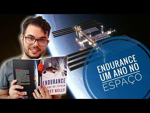 Endurance , Um ano no espaço - Scott Kelly