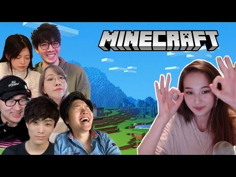 Download Nobody Understands Tina | Minecraft with Toast, Sykkuno and Friends HD Mp4 3GP Video and MP3