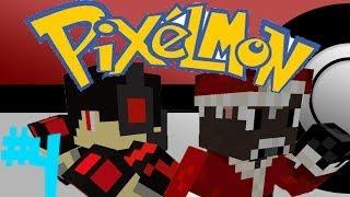 Pixelmon Episode 4 - Factions Heist