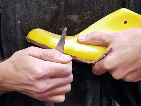 NEW Online Handsewn Shoe Making Courses from Bespoke Shoe Makers, CARREDUCKER