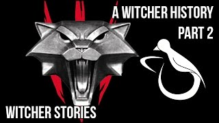 Witcher Stories - The Witcher Schools