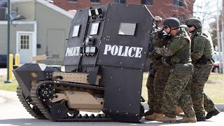 THE COOLEST MILITARY AND POLICE GADGETS