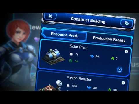 Video of Galaxy Empire