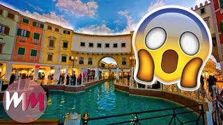 Top 10 Coolest Malls in the World