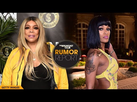Joseline Hernandez Claps At Wendy Williams, Mike Tyson Fighting Lennox Lewis