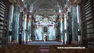 preview picture of video 'Stift Altenburg - Austria HD Travel Channel'