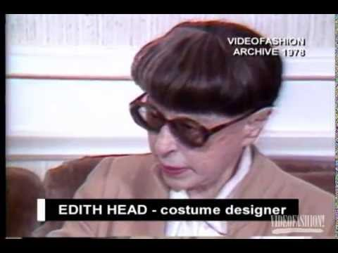 Edith Head (1978) - From the Videofashion Vault | Videofashion