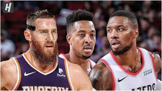 Phoenix Suns vs Portland Trail Blazers - Full Highlights | October 12, 2019 | 2019 NBA Preseason