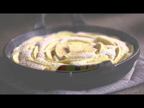 Rezept für Südtiroler Apfelschmarren