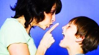 10 Фраз Родителей, от Которых у Ребёнка Комплексы!