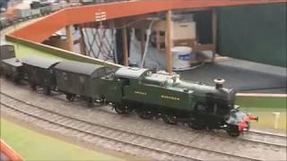 Wigan Model Railway Exhibition 2018 Part 1
