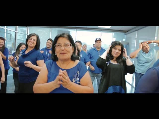 Diabetes Awareness Dance At South Texas Eye Institute