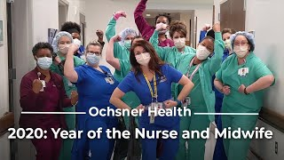 2020 Celebrating Year of the Nurse and Midwife: Overcoming The Pandemic
