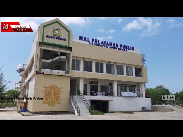 Nasib Mal Pelayanan Publik Aceh Besar tak Jelas