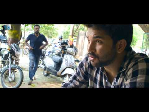 New kannada short film - Saggharsa of Life - Kishore Aithal 2016