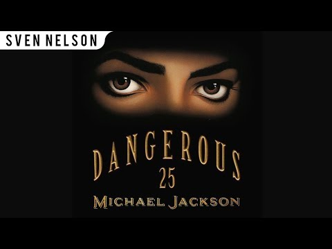 Michael Jackson - 17. Give In To Me (Alternate Version) [Audio HQ] HD