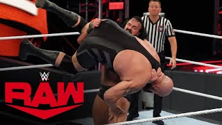 Big Show declares WWE Champion Drew McIntyre is afraid of him and challenges him to a title bout after McIntyre did battle with Brock Lesnar at WrestleMania. #Raw #WWERaw #WrestleMania GET YOUR 1st MONTH of WWE NETWORK for FREE: http://wwe.yt/wwenetwork --------------------------------------------------------------------- Follow WWE on YouTube for more exciting action! --------------------------------------------------------------------- Subscribe to WWE on YouTube: http://wwe.yt/ Check out WWE.com for news and updates: http://goo.gl/akf0J4 Watch WWE on Sony in India: http://www.wwe.com/SonySportsNetwork Find the latest Superstar gear at WWEShop: http://shop.wwe.com --------------------------------------------- Check out our other channels! --------------------------------------------- The Bella Twins: https://www.youtube.com/thebellatwins UpUpDownDown: https://www.youtube.com/upupdowndown WWEMusic: https://www.youtube.com/wwemusic Total Divas: https://www.youtube.com/wwetotaldivas ------------------------------------ WWE on Social Media ------------------------------------ Twitter: https://twitter.com/wwe Facebook: https://www.facebook.com/wwe Instagram: https://www.instagram.com/wwe/ Reddit: https://www.reddit.com/user/RealWWE Giphy: https://giphy.com/wwe ------------------------------------ WWE Podcasts ------------------------------------ After the Bell with Corey Graves: http://bit.ly/afterthebellpodcast The New Day: Feel the Power: https://link.chtbl.com/7Fp6uOqk