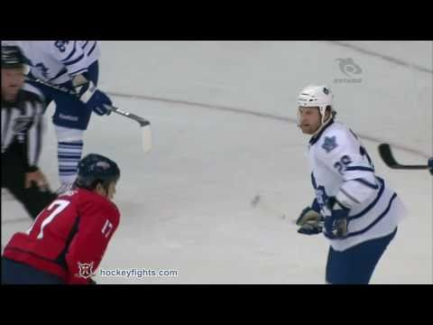 D.J. King vs. Colton Orr