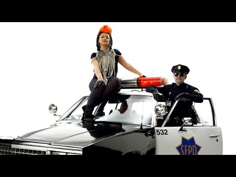 Eva Simons ft. Konshens - Policeman (official video)