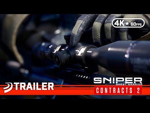 Gameplay de Sniper Ghost Warrior Contracts 2